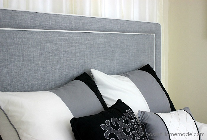 SMALL BEDROOM MAKEOVER -- Transform your small bedroom with just a few simple steps!