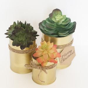 Tin Can Gift :: HoosierHomemade.com