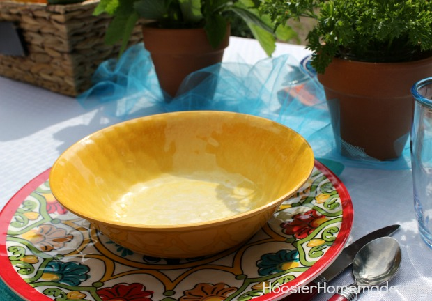 Easy Summer Entertaining on HoosierHomemade.com