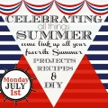 Summer Party on HoosierHomemade.com