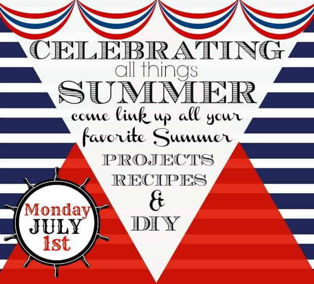 Summer Party on HoosierHomemade.com