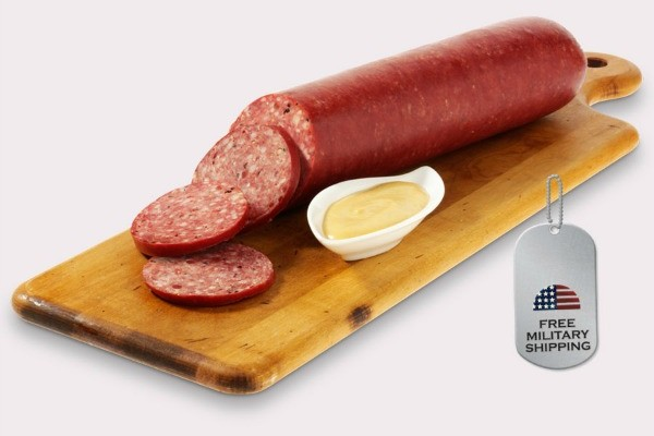 Hickory Farms Summer Sausage
