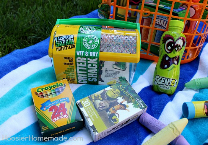 Summer-Survival-Kit for Kids