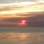Sunset Laguna Beach California