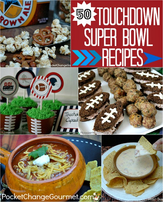 Orchard Girls: Superbowl Snacks and Treats |Super Bowl Goodies