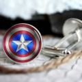 Super Heroes Cufflinks.F
