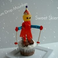 Winter Wonderland: Sweet Skier
