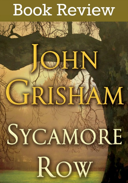 Sycamore Row by John Grisham Book Review
