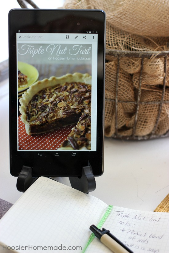 Google Nexus 7 Tablet : Review on HoosierHomemade.com