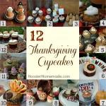 Cupcake Corner ~ Turkey Cupcakes