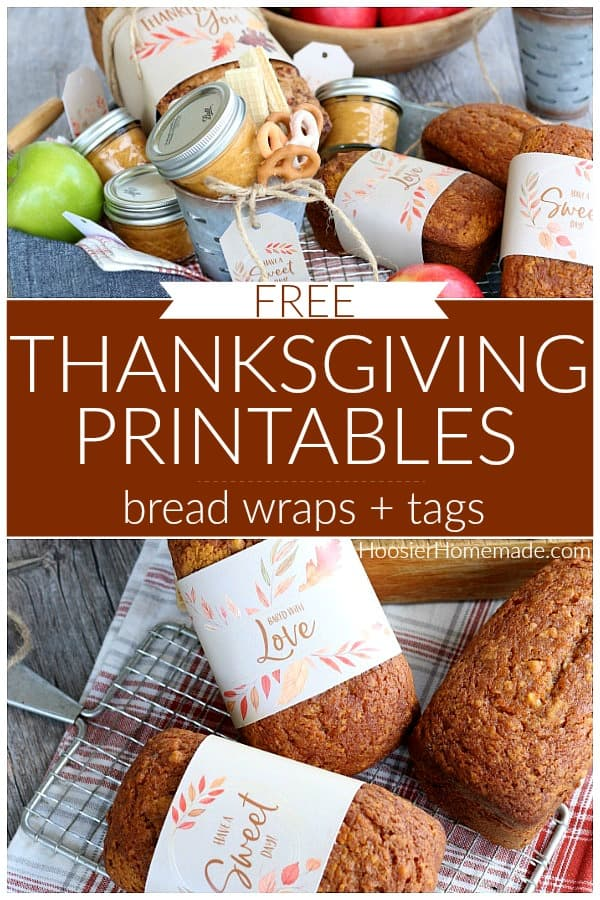 Thanksgiving Printables Free