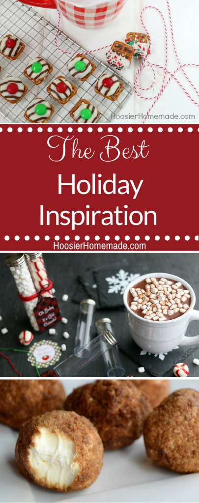 The Best of the 2016 100 Days of Homemade Holiday Inspiration Series!