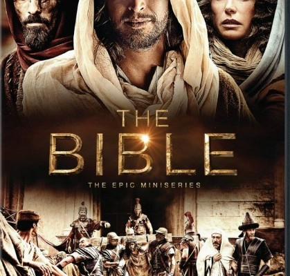 The Bible Mini Series on History Channel