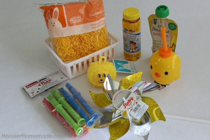 Easter basket ideas for children hoosier homemade easter basket ideas for children negle Image collections