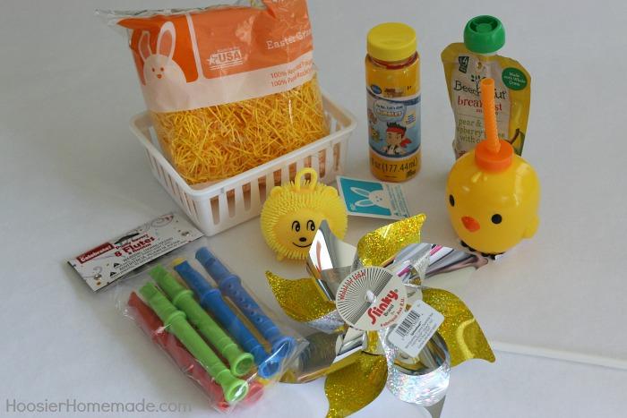 Easter Basket Ideas for Children