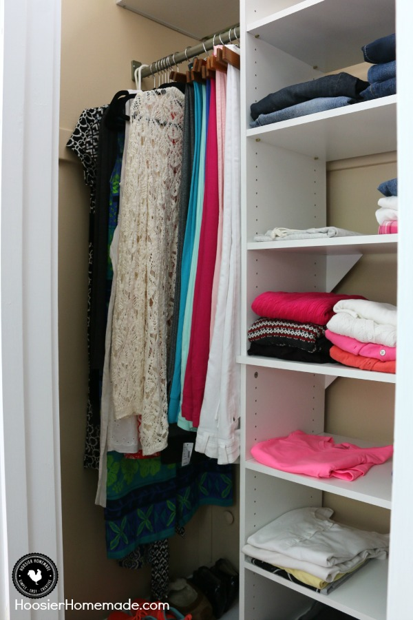 Is Your Closet A Mess? Learn Tips On Organizing A Closet! From Start To