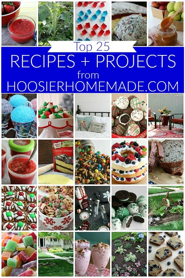 Recipes and projects