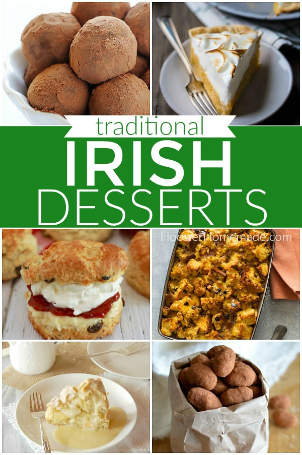 Traditional Irish Desserts