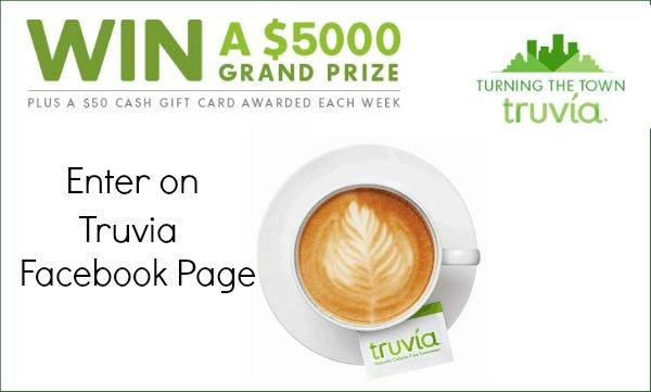 Truvia Facebook Prize