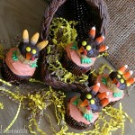 Turkey Cupcakes - November 2011
