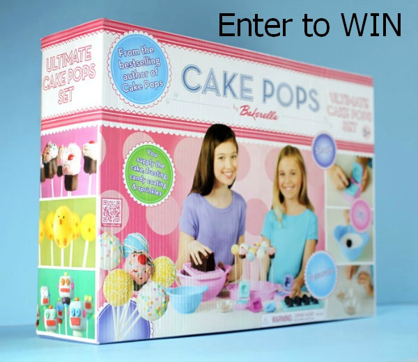 ultimate cake pops set by bakerella giveaway hoosier homemade. Black Bedroom Furniture Sets. Home Design Ideas