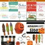 Ultimate Fall Giveaway on HoosierHomemade.com