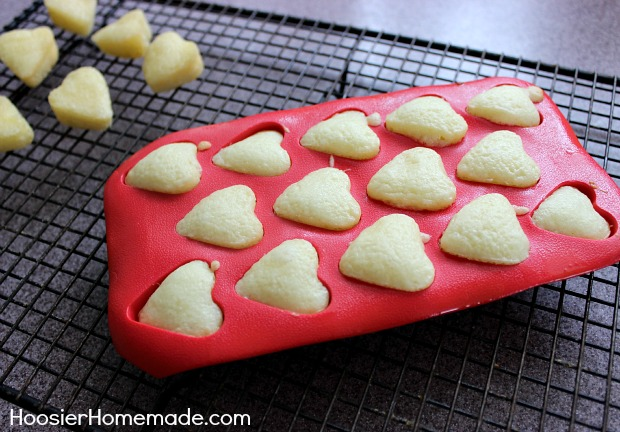 Valentine S Day Cupcake Fondue Hoosier Homemade