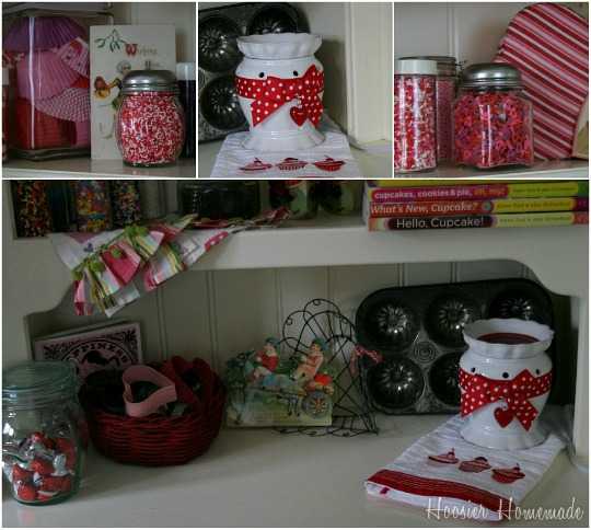 Valentine's Day Decorations: Heart Garland