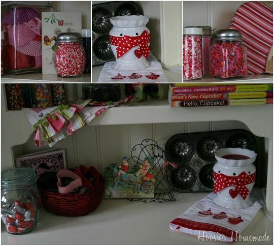 valentine kitchen decor | my web value