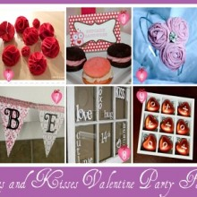 Valentine favorites collage