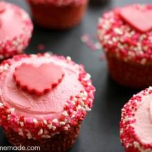 Valentine's Cupcakes.3