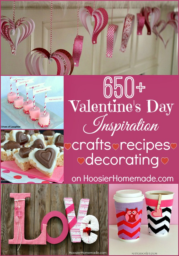 valentine craft gift ideas 650 s day crafts recipes and more hoosier 5640