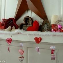 Valentines Mantel.2