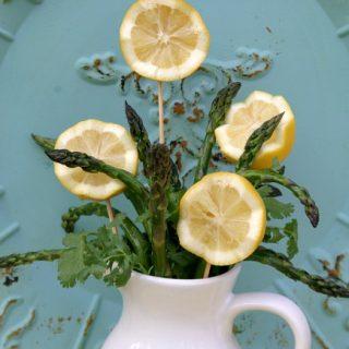 Asparagus Bouquet