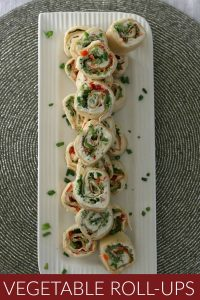 Vegetable Roll Ups