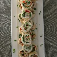 Vegetable Roll Up Recipe
