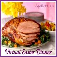 Virtual Easter Button.200