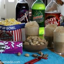 Snacks for Movie Night