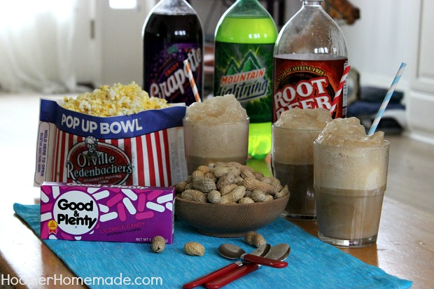 Snacks for Movie Night