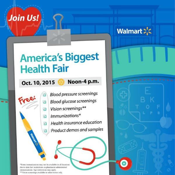 Walmart-Health-Fair