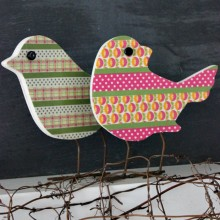 Washi Tape Birds.2