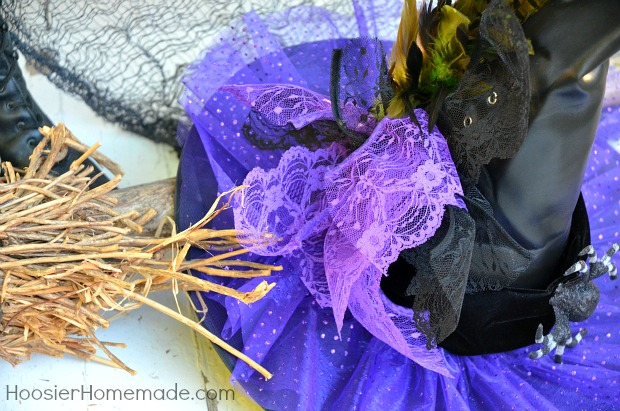Diy Decorated Witches Hat Hoosier Homemade