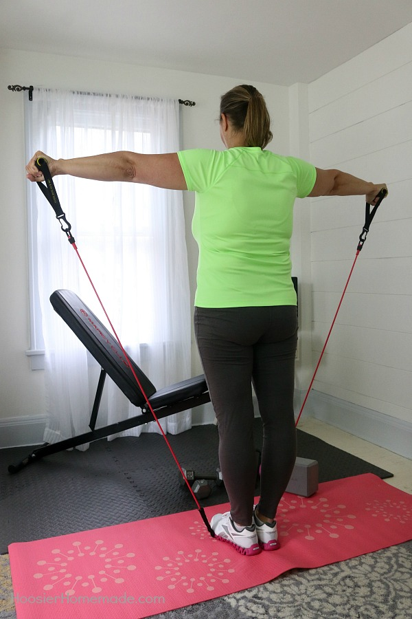 6 TIPS TO SUCCESSFULLY WORKOUT AT HOME -- Do you know you need to workout more? Do you struggle with how to workout at home? These tips from an EXPERT will help!