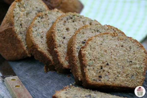 Zucchini Bread :: Recipe on HoosierHomemade.com
