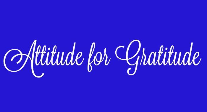 attitude-for-gratitude