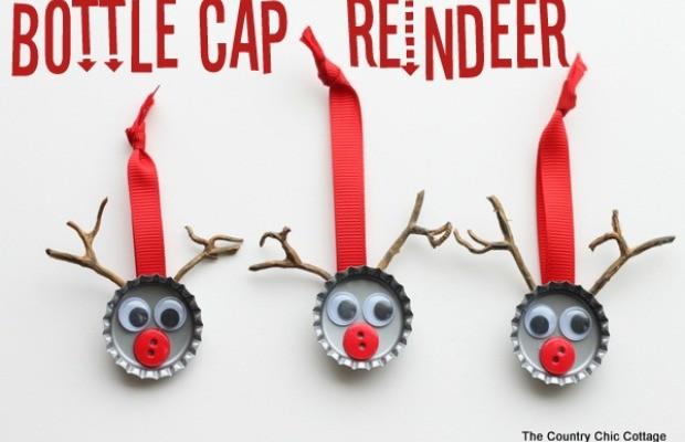 bottle cap reindeer-001