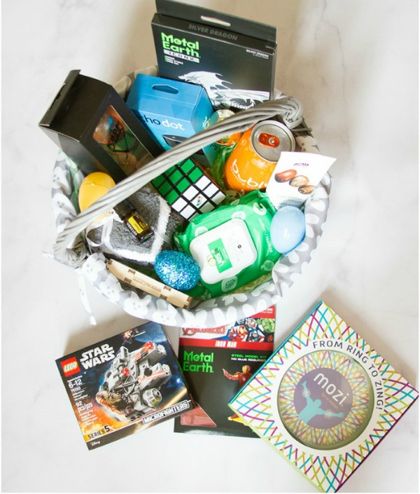 Easter Basket for Teenager