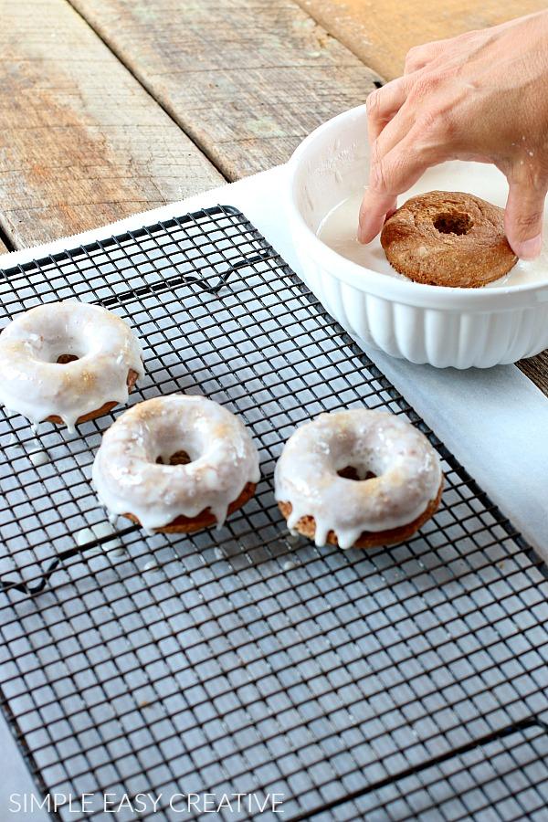 How to make Donut Glaze