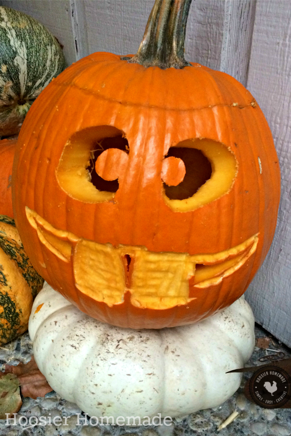Fun Halloween Decorating Ideas Hoosier Homemade - Use-pumpkins-to-decorate-your-house-for-halloween