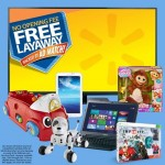 Shop early with Walmart Layaway